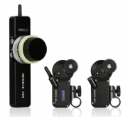 PD MOVIE PD2-N Remote Air 2 Dual Channel Wireless Lens Control System for Focus and Iris